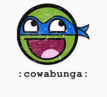 Cowabunga Buddy Squad: Leonardo Unisex T-Shirt