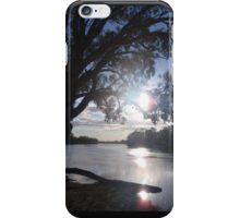 Sunset on the Murray iPhone Case/Skin