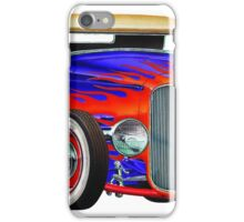 Flame Out Mutant Hot Rod iPhone Case/Skin