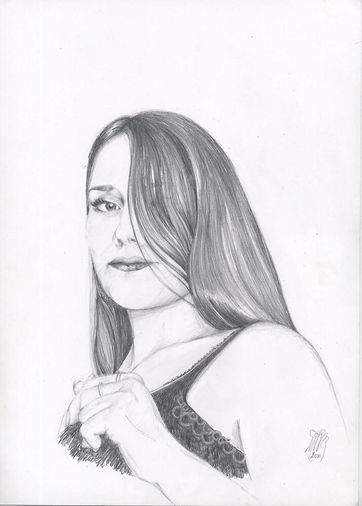 My daugher Charlotte by MoniqueGeurts