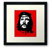 che jesus Framed Print