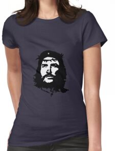 che jesus Womens Fitted T-Shirt