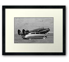 Hudson & Hudson Framed Print