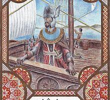 King Ciryandil of Gondor by Matěj Čadil