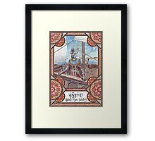 King Ciryandil of Gondor Framed Print