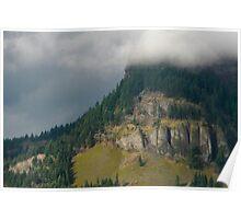 Multnomah Falls, Oregon. USA Poster