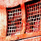 red grate by tego53