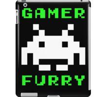 Gamer Furry iPad Case/Skin
