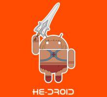 He-Droid Kids Clothes