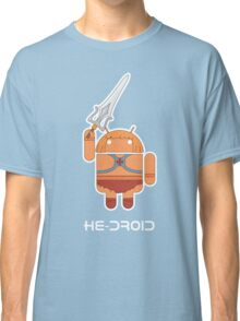 He-Droid Classic T-Shirt