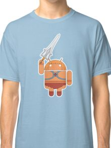 He-Droid (no text) Classic T-Shirt