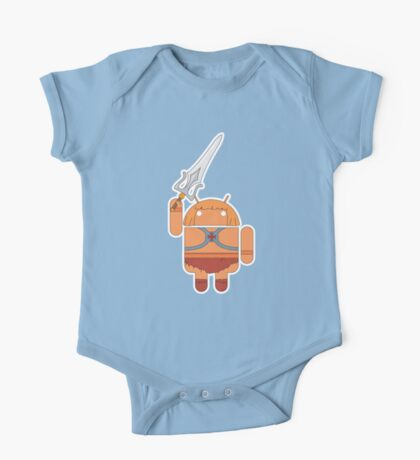 He-Droid (no text) One Piece - Short Sleeve