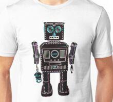 Lantern Robot 3 Unisex T-Shirt