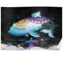 Wind Fish (10 left!) Poster