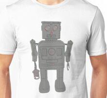 Lantern Robot 4 Unisex T-Shirt