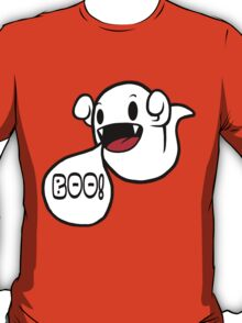 Boo! (Ghost) T-Shirt
