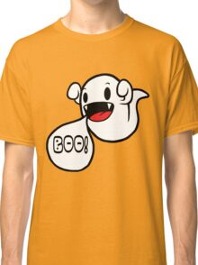 Boo! (Ghost) Classic T-Shirt
