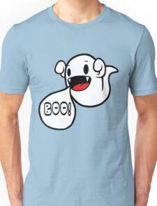 Boo! (Ghost) Unisex T-Shirt