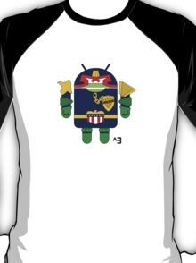 Judge Droidd (no text) T-Shirt