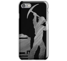 Granit Mine Memorial - Mighty Warrior iPhone Case/Skin