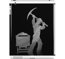 Granit Mine Memorial - Mighty Warrior iPad Case/Skin