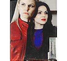 Emma & Regina Photographic Print