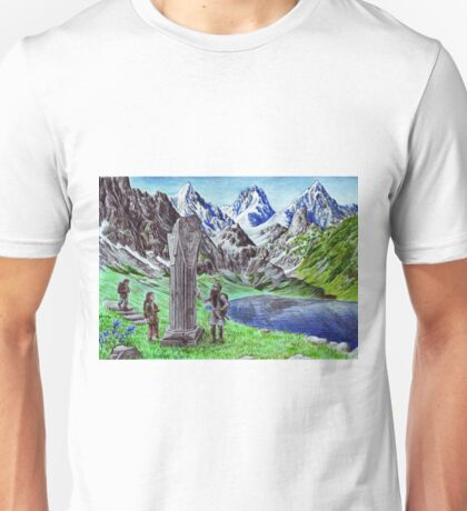 Durin's Stone Unisex T-Shirt