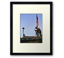 Never Forget 1 Framed Print