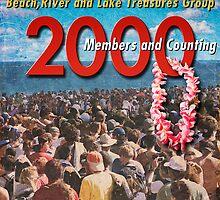 2000 Members Banner by Alex Preiss