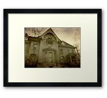 Welcome... ©  Framed Print
