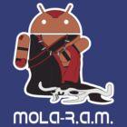 Mola-R.A.M. by Malc Foy