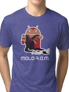 Mola-R.A.M. Tri-blend T-Shirt