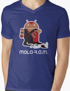 Mola-R.A.M. Mens V-Neck T-Shirt