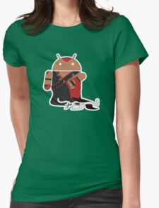 Mola-R.A.M. (no text) Womens Fitted T-Shirt