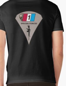 Special Forces T-Shirt Mens V-Neck T-Shirt
