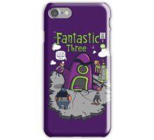 Fantastic Three iPhone Case/Skin