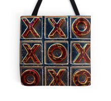 Noughts & Crosses 2 Tote Bag