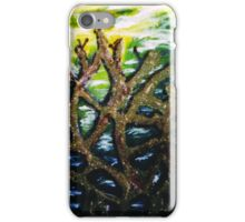 Ominous seaweed iPhone Case/Skin