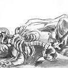 Sleeping 3 by Tuna