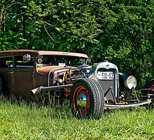 Rat Rod Rumble TN by Leta Davenport