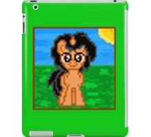Nupie in 16 bit  iPad Case/Skin