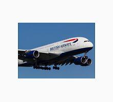 British Airways Airbus A380 Unisex T-Shirt