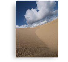 Endless Dune Canvas Print