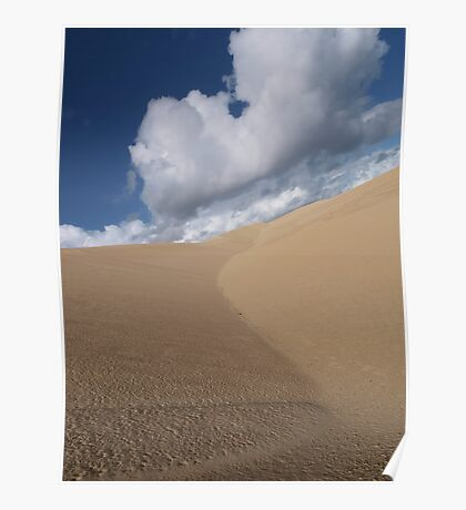Endless Dune Poster