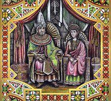 King Atanatar II Alcarin of Gondor by Matěj Čadil
