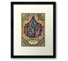 King Atanatar II Alcarin of Gondor Framed Print