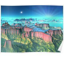 The Cliffs of Parnax Poster