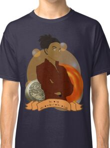 Doctor Who: The girl who walked the Earth - Martha Jones Classic T-Shirt