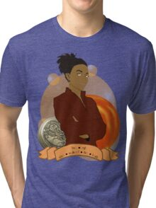 Doctor Who: The girl who walked the Earth - Martha Jones Tri-blend T-Shirt