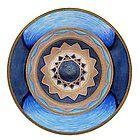 Mandala :  Flow by danita clark